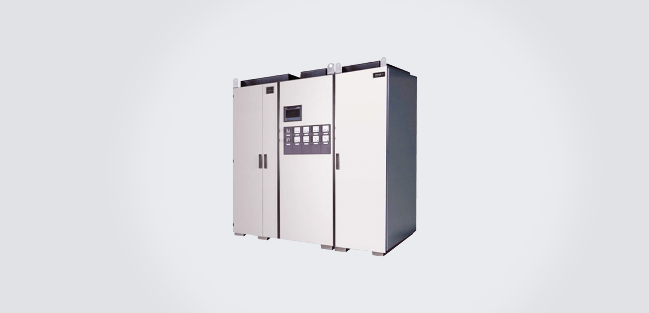 UPS电源系统外观图