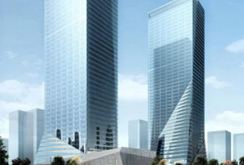 济南市中国人寿保险大厦