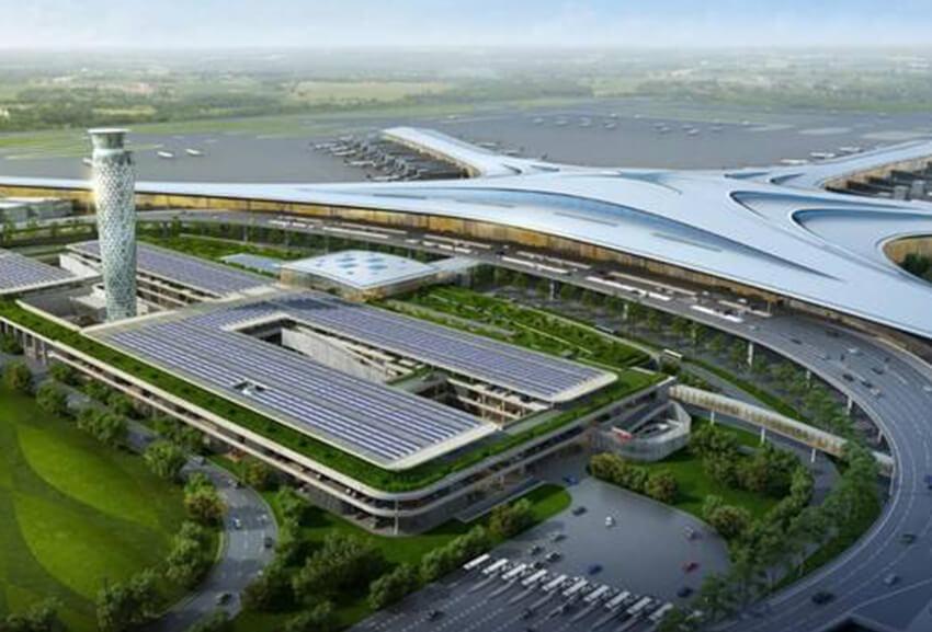 青岛市胶东机场