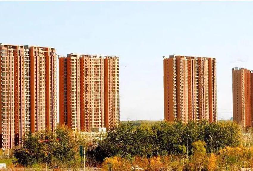 北京朝阳区将台乡回迁安置房项目
