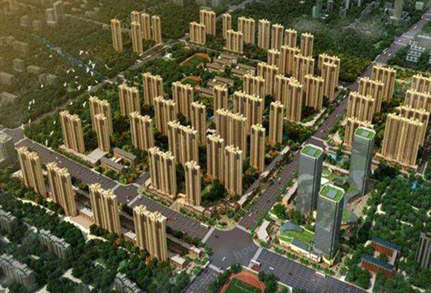 济南市绿地国际城小区