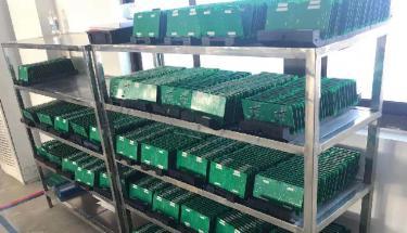 万博世界杯版电子新增产线投产,大幅提升产品供货量