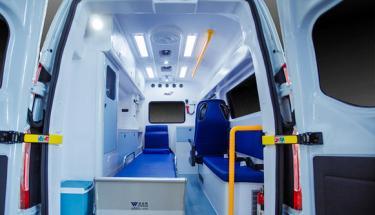 救护车界的N95口罩——负压救护车滤毒系统