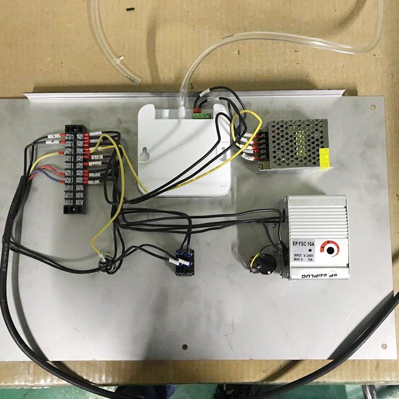 压差控制器(负压救护车专用)安装示意图2
