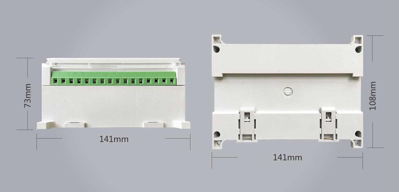 CS-Y04C万博官方网站manbetx控制器尺寸图