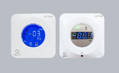 救护车负压装置解决方案——CS-Y06系列压差控制器