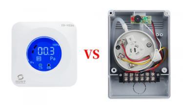 贝博ios下载传感器和机械式压力开关对比