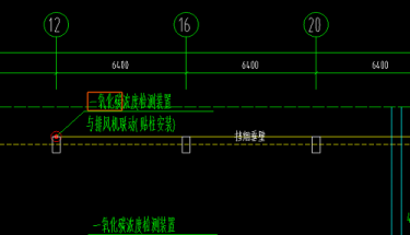 车库一氧化碳探测器或车库CO控制器可控制几台风机?