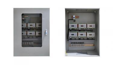 消防贝博ios下载控制器在配电箱的安装高度