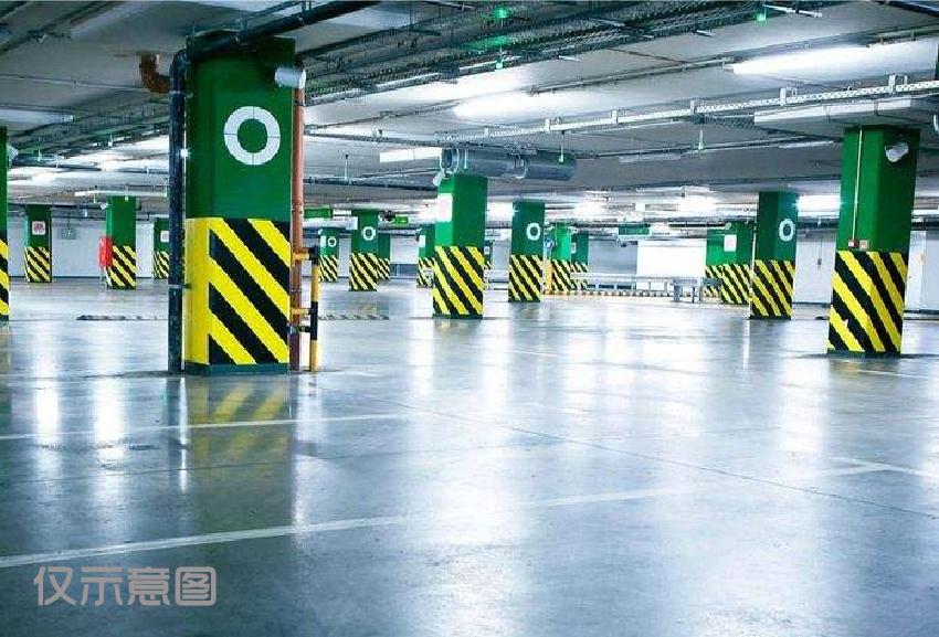 洛阳珠江路滨河体育公园停车场