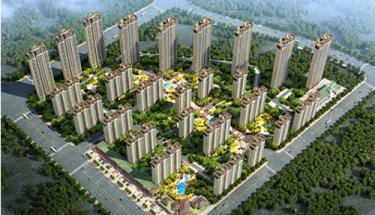 安徽滁州碧桂园公园雅筑携手创世余压产品