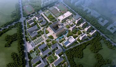 安徽合肥技师学院教学楼项目牵手创世电子